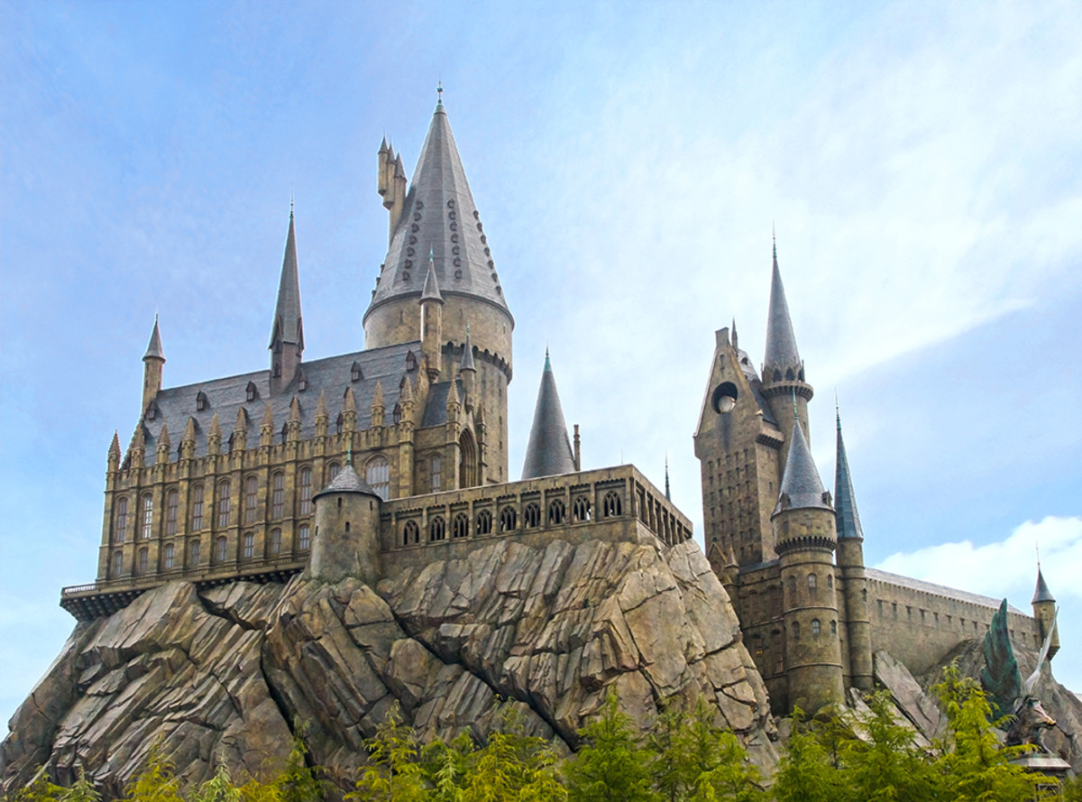 Some fans see Hogwarts as a microcosm of the real world.