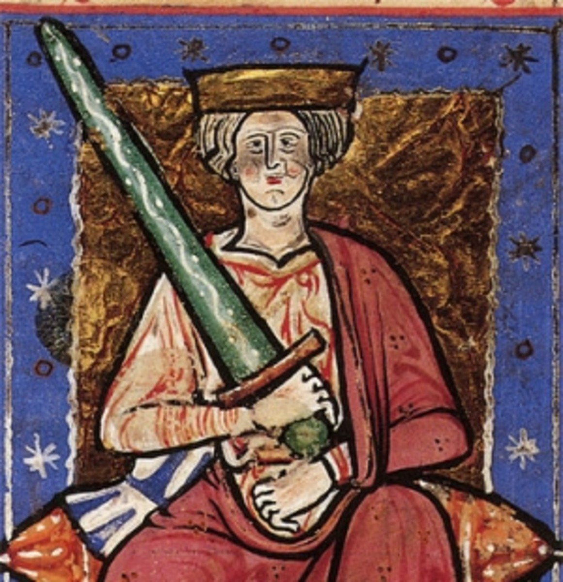 It would be Aethelred II, 'Unraed' who next paid the penalty for a weakened, disunited kingdom