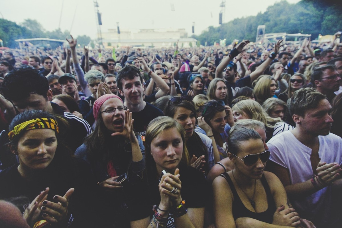 Music Festivals: Live The Moment!