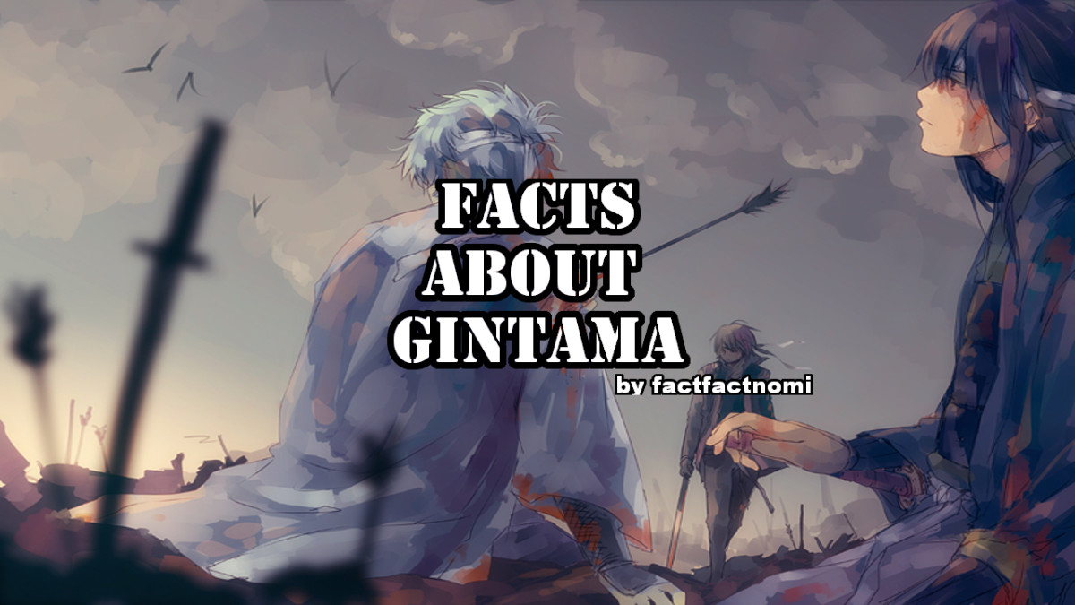 Top 15 Gintama Facts.