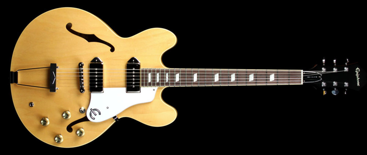 The 5 Best Epiphone Casino Guitars | HubPages
