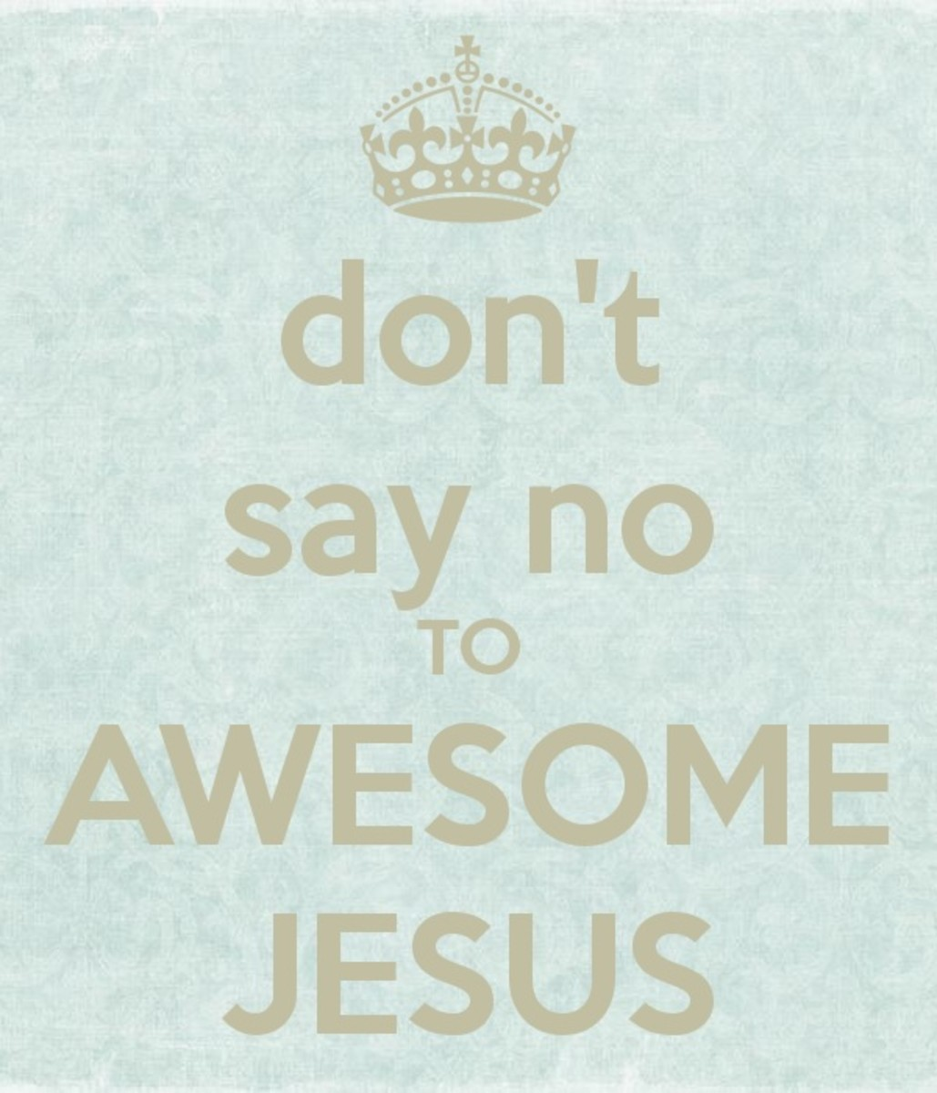 The Lord Jesus Is Everything!!