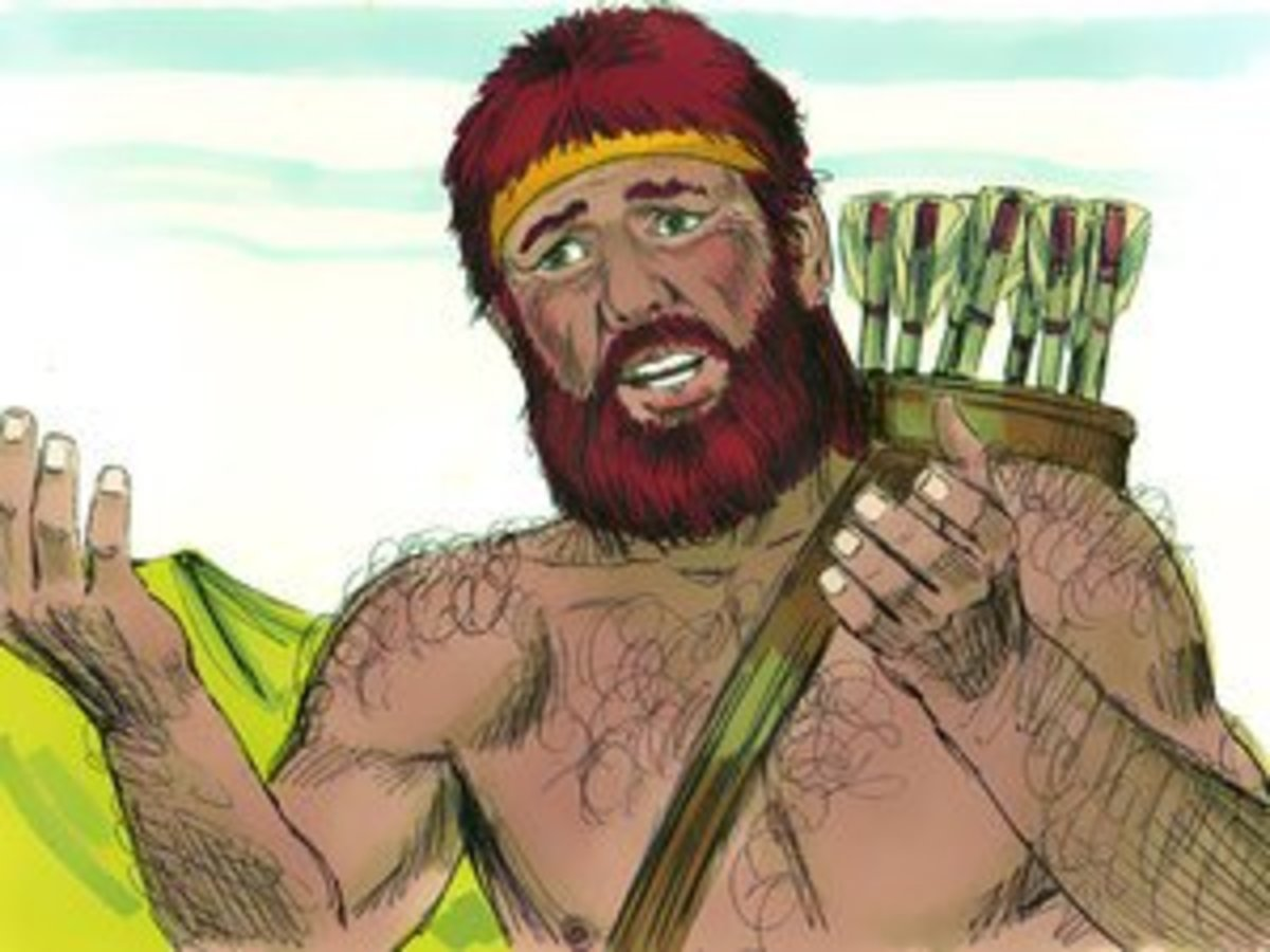 Who Is Esau: False Arguments