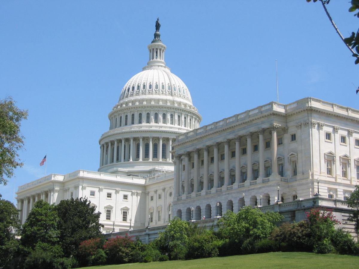 The U.S Capitol Building