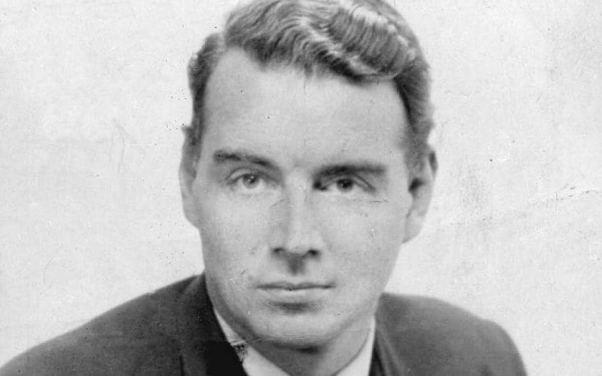 Guy Burgess, close associate of 'Kim' Philby, a 'loose cannon' due to his sexual leanings - until the 1960s homosexuality was an offence which - if convicted - carried imprisonment. His leaning as a diplomat was likely to leave him open to blackmail