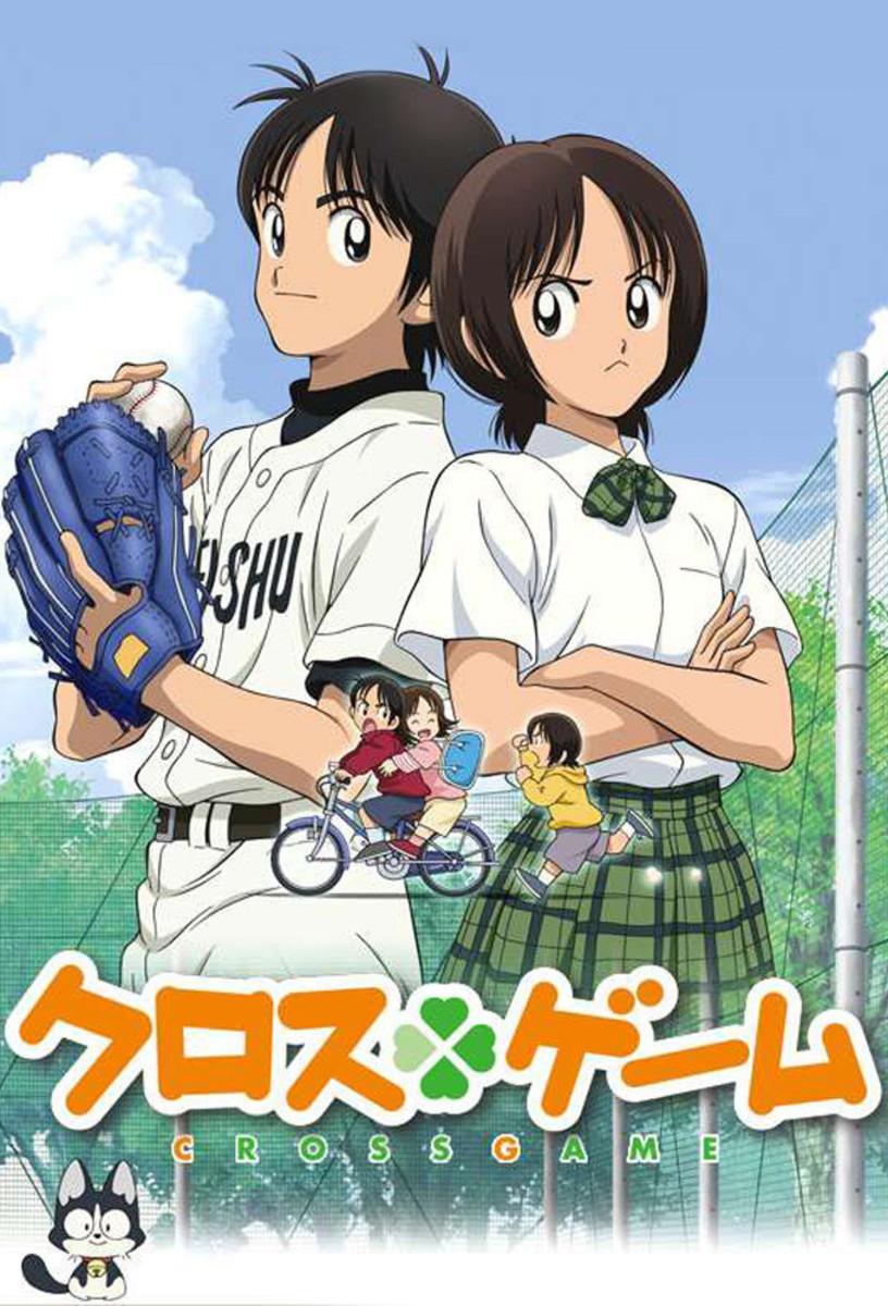 Kou Kitamura and Aoba Tsukishima.