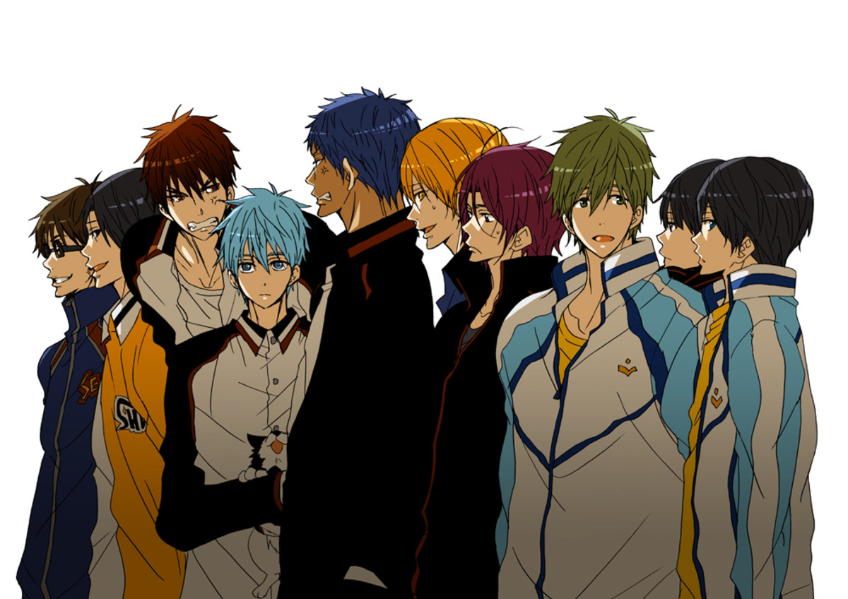 Top 16 Most Popular Sports Anime Hubpages