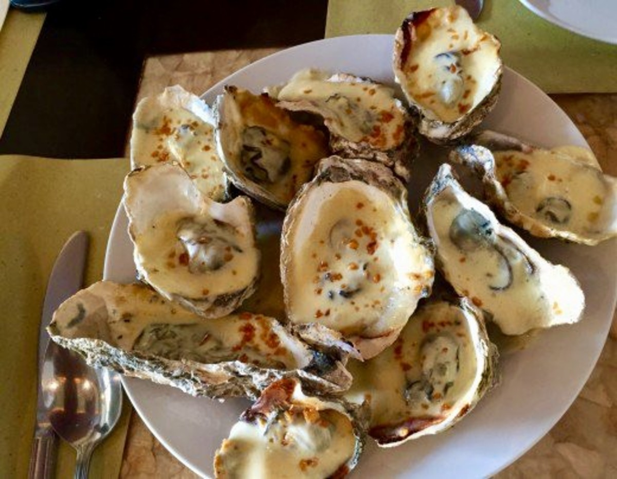 Baked Talaba by Ponsyon by Breakthrough