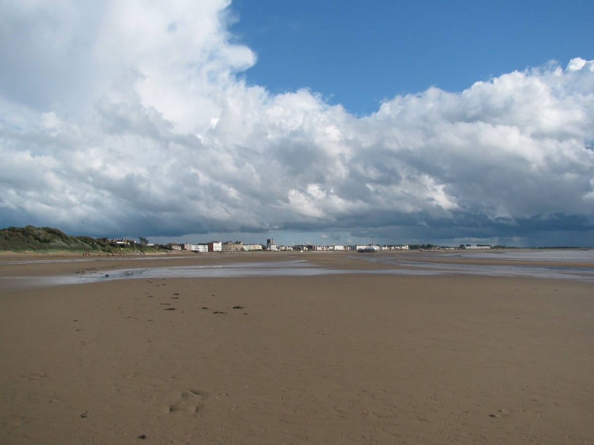 Open Skies & Sand - Berrow & Burnham beaches