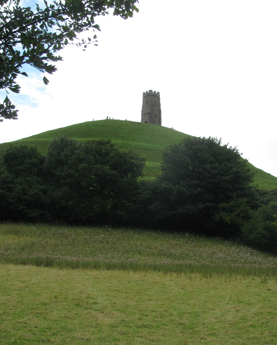 Mysterious Glastonbury Tor