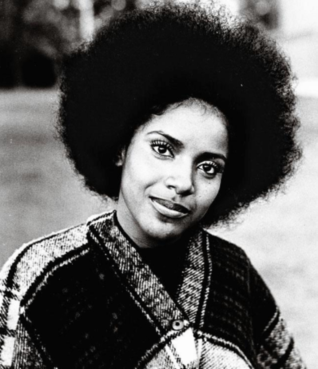 Phylicia Rashad way Back in the Day!