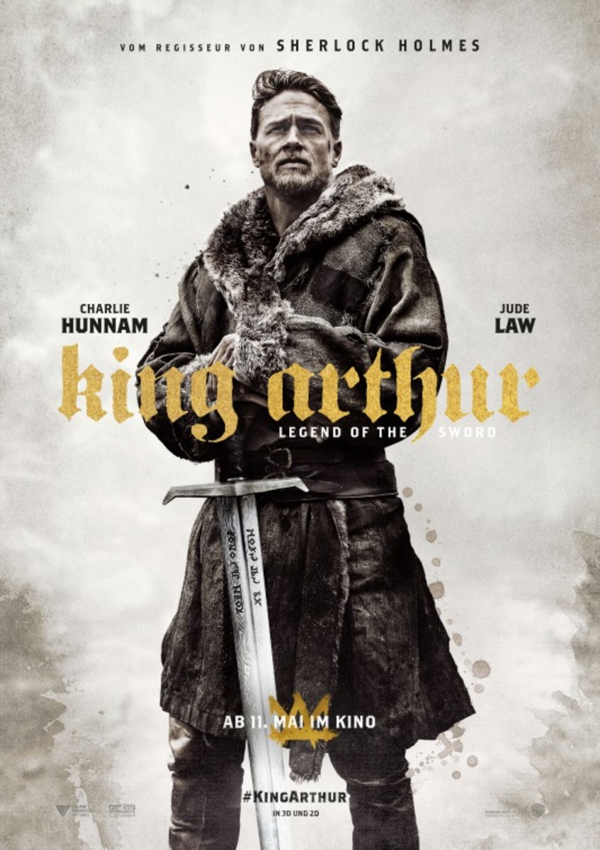 "Movie Review: ""King Arthur: Legend of the Sword"""