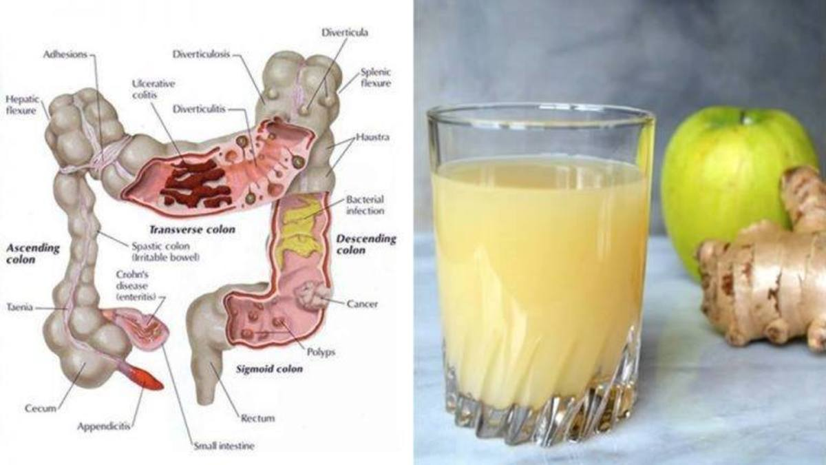 This Drink Will Help You Get Rid of Toxicity!