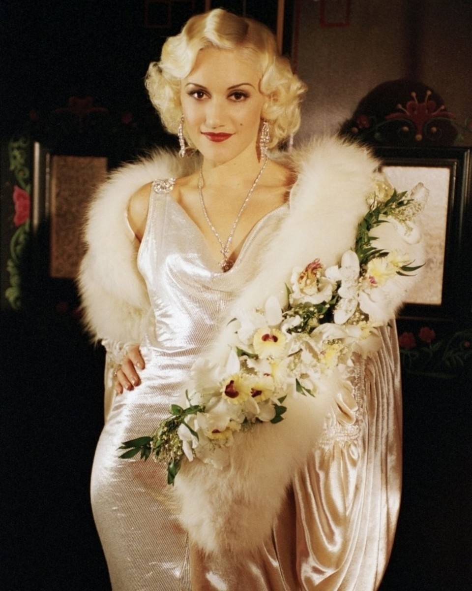 Gwen Stefani as Jean Harlow