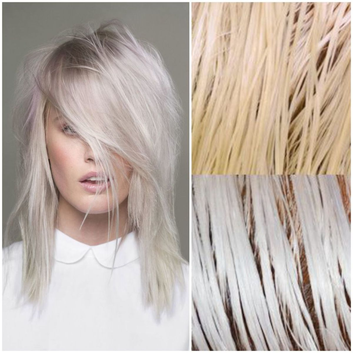 How To Remove Brassy Tones From Bleached Blonde Hair ...