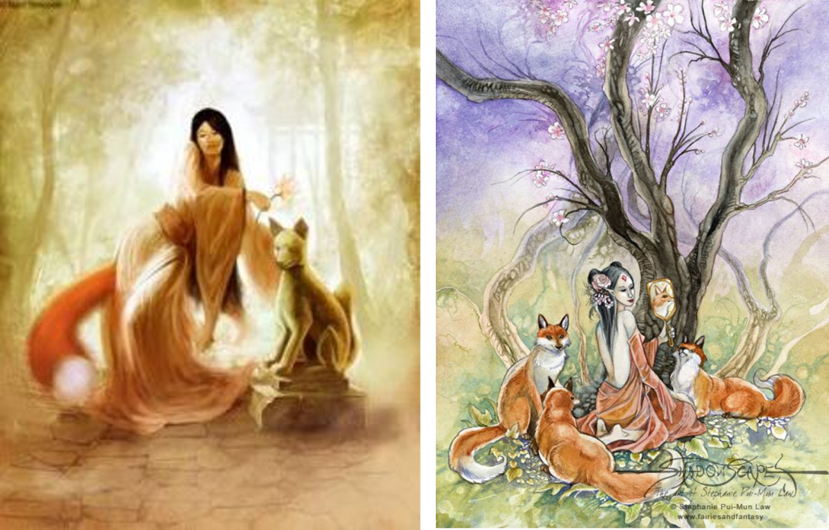 The Fox-spirit in Chinese folklore