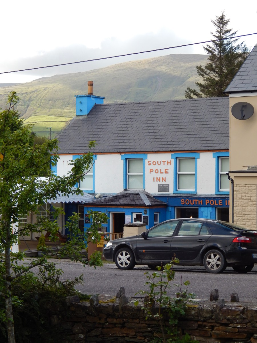 The South Pole Inn, Annascaul