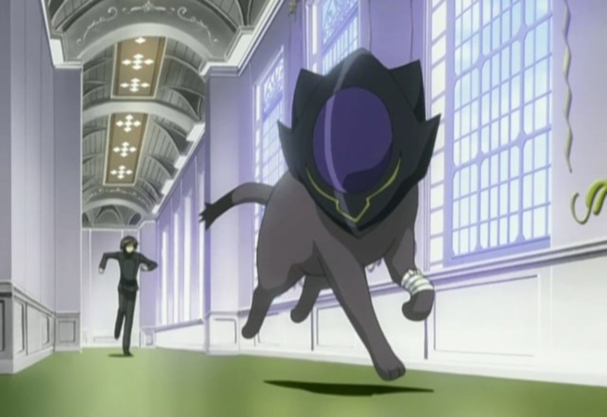 Lelouch's stupidity at its best!