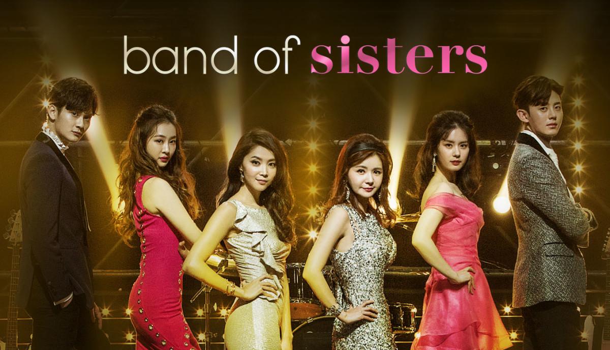 Review of Korean Drama Series 'Band of Sisters'