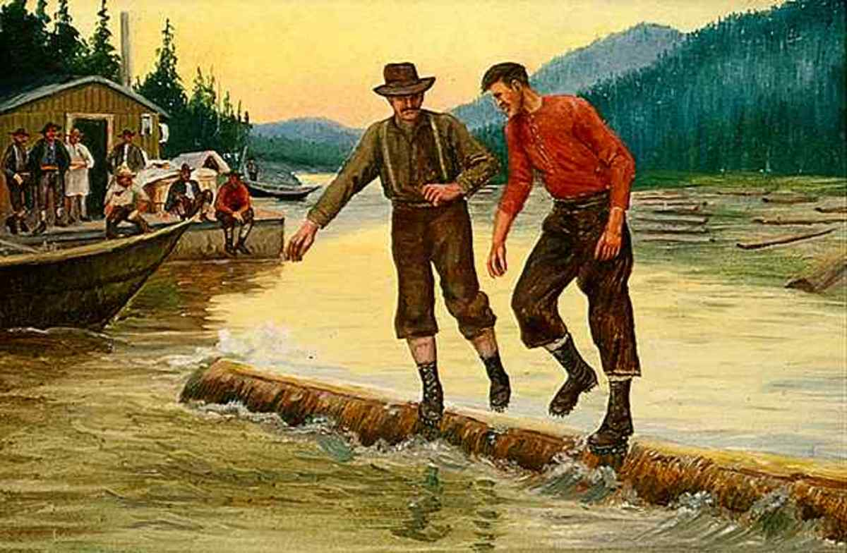 Learn the history of your lumberjack costume...where it came from