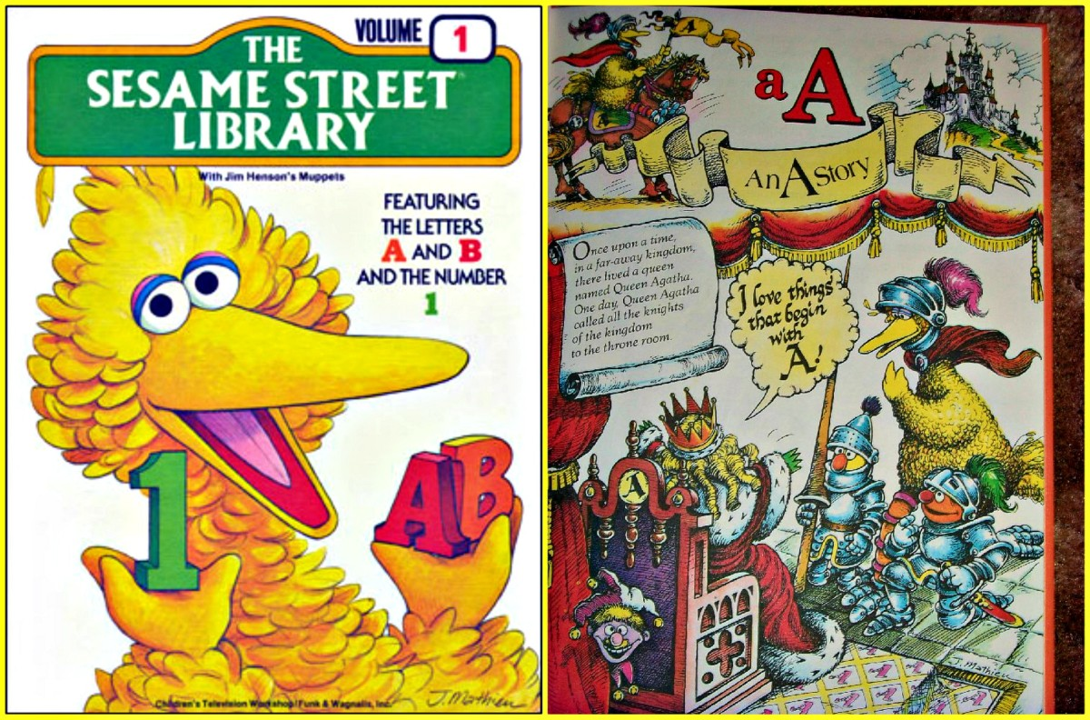 The Sesame Street Library, With Jim Henson's Muppets