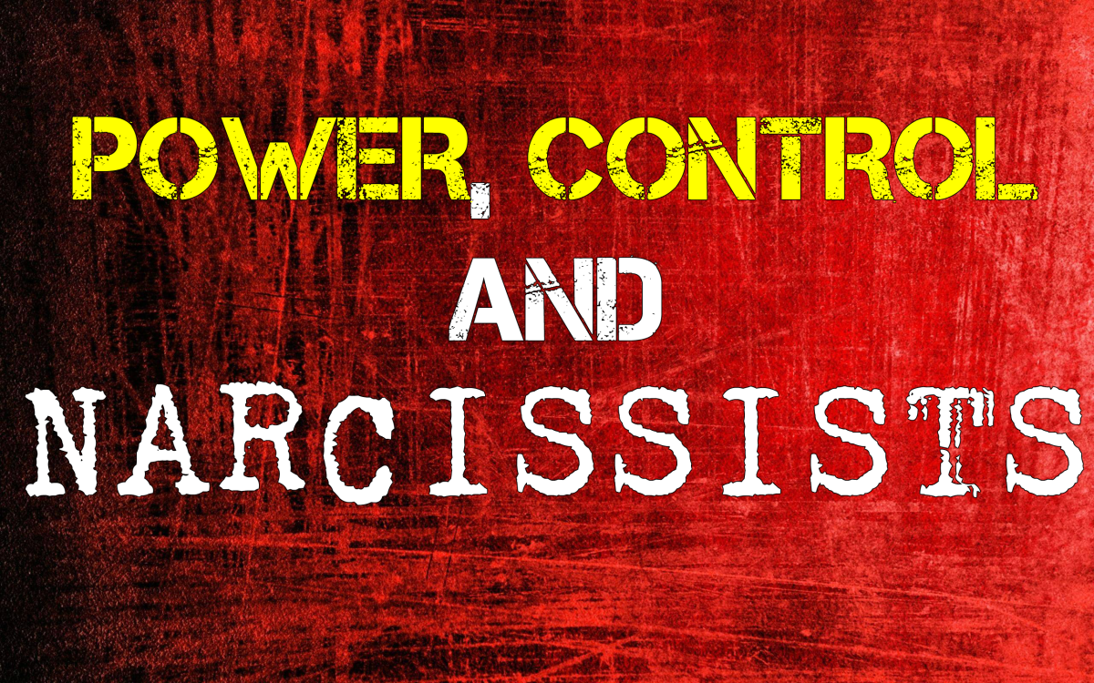 Power, Control And Narcissists