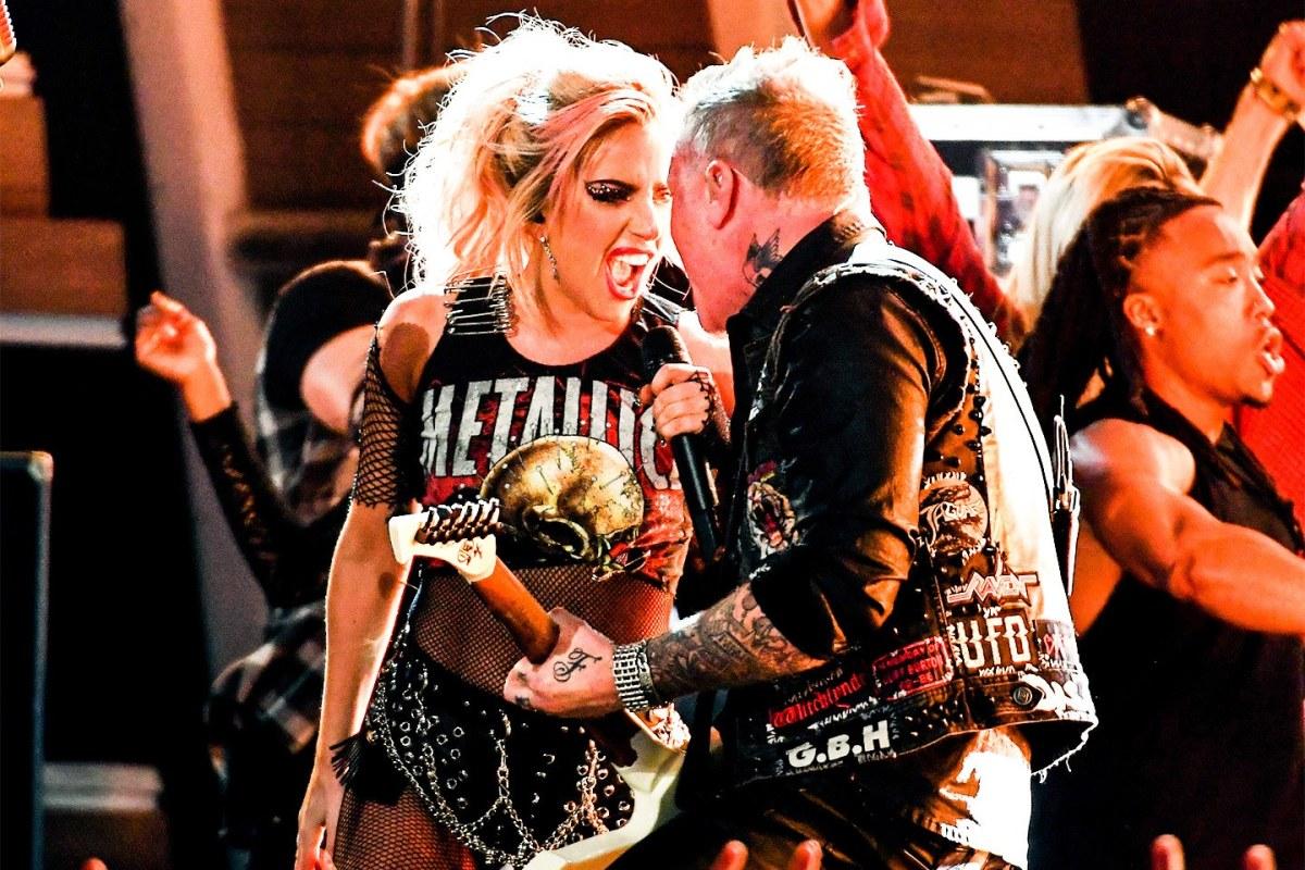 Lady Gaga owning it!
