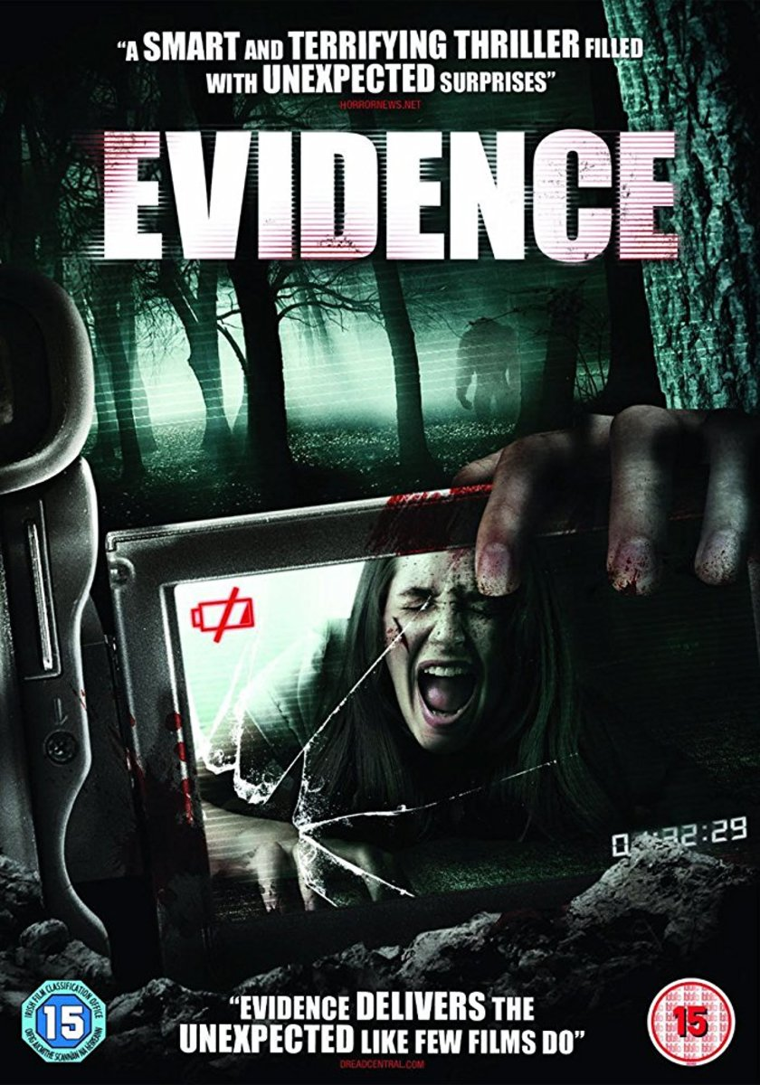 Evidence (2012) Explained— Starring Torrey Devitto