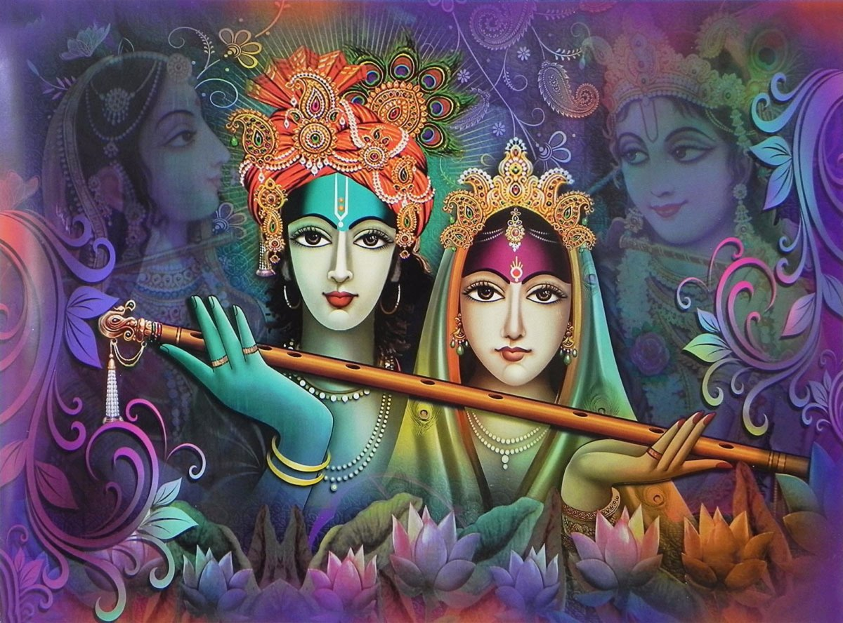 Radhashtami: Celebrating Devotion