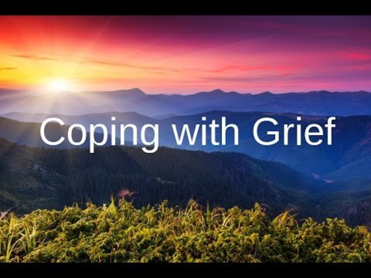 Coping With Grief in a 'Get Over it' and 'Move On' World