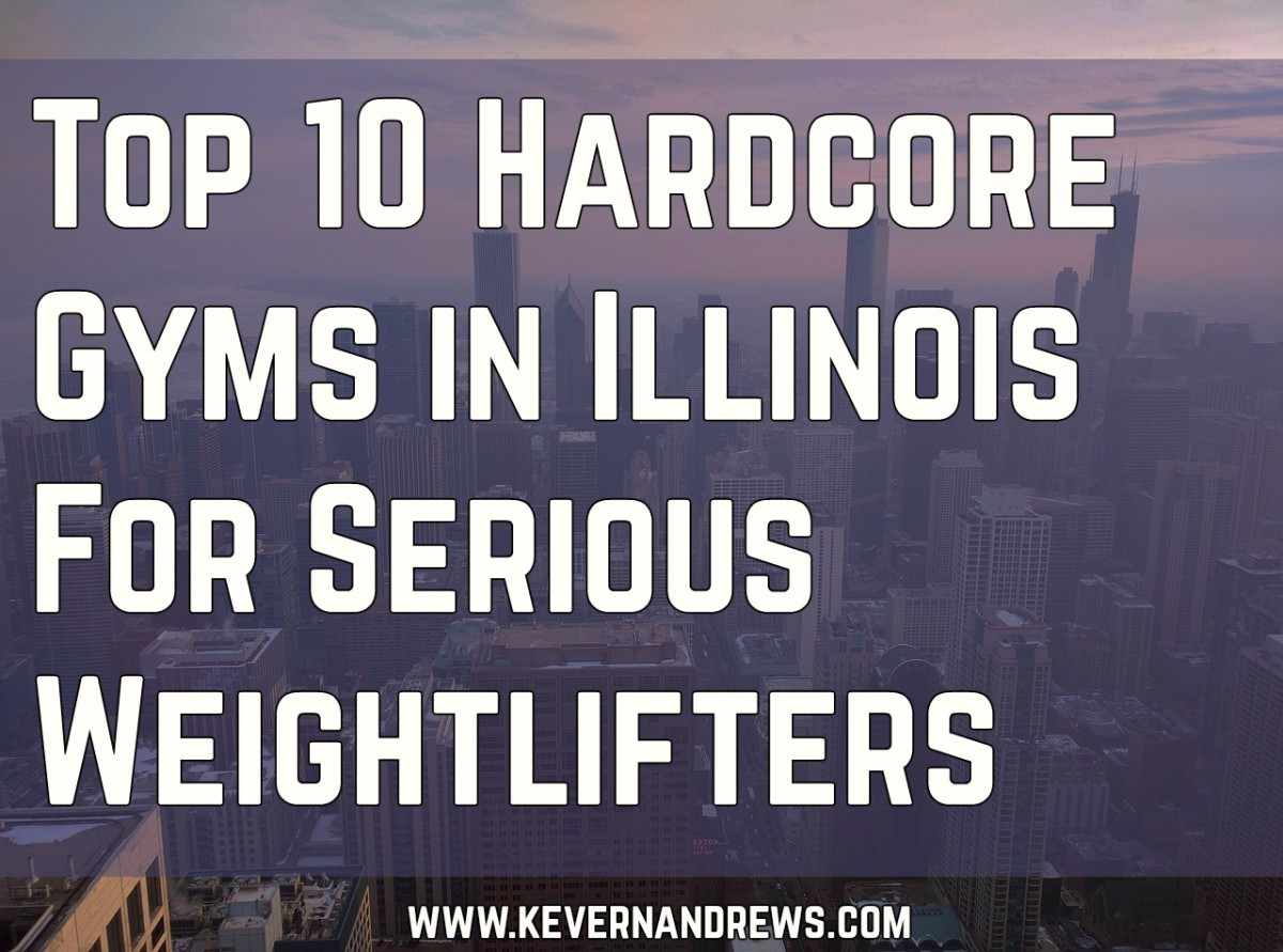 Top 10 Hardcore Gyms In Illinois For Serious Weightlifters