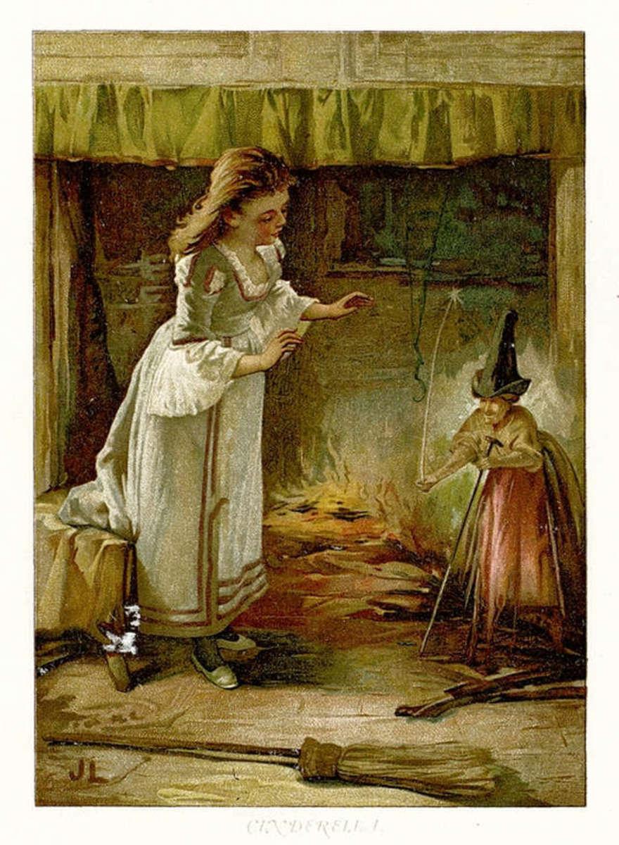 Cinderella, retold by Mrs Wilde