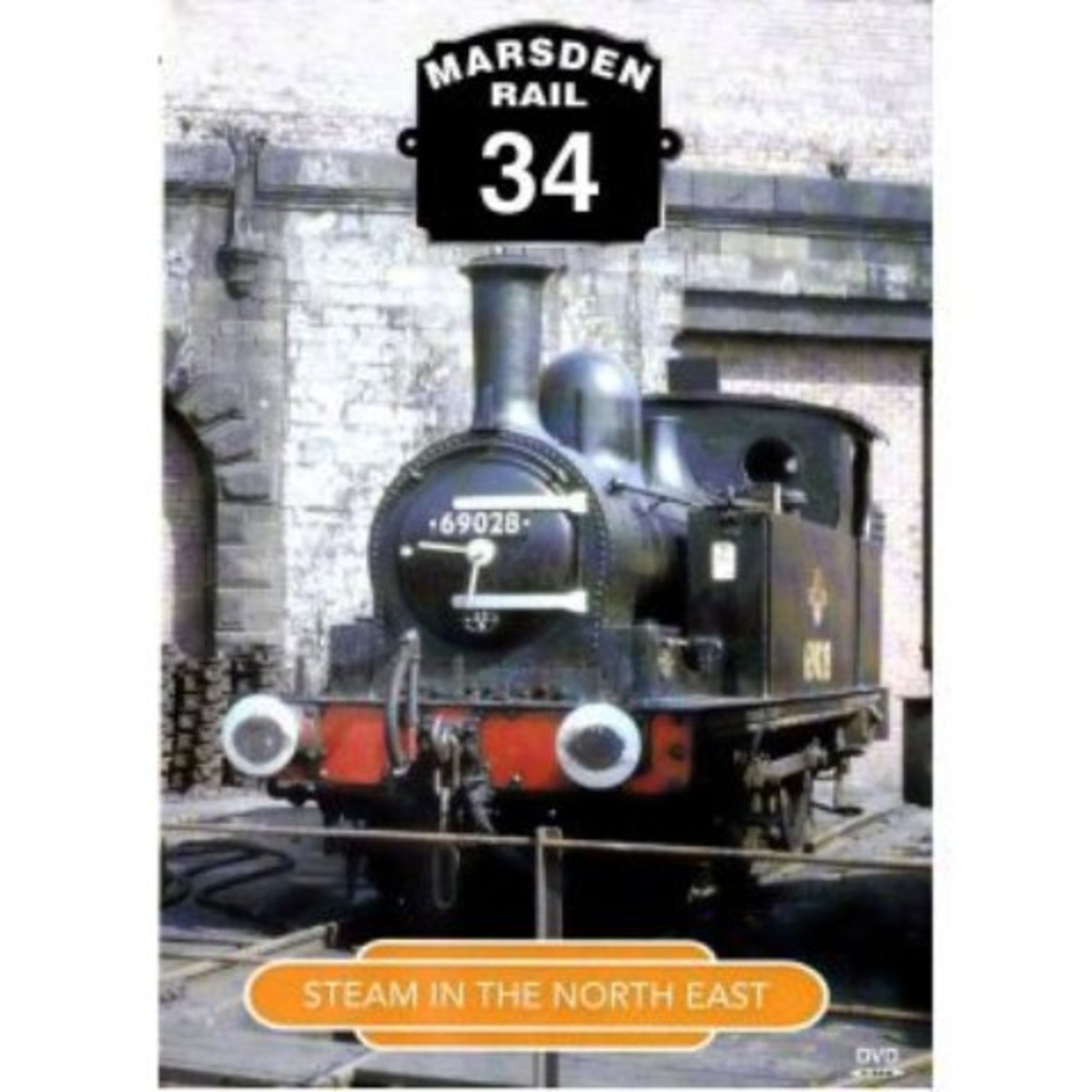 """Number 34 of the series, """"Steam In The North East"""" also features NELPG engines when in British Railways' North Eastern Region revenue earning service"""
