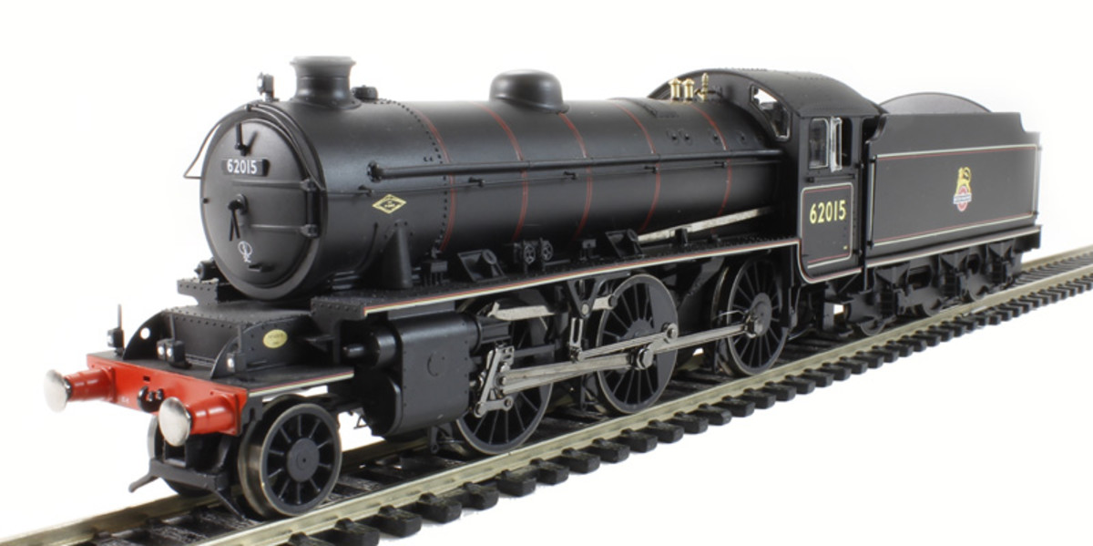 Hornby K1 62015 (Cat 3242) - i'd be inclined to renumber the model to 62045, a Darlington allocation (easy enough, with Hollar Models' paste on a cotton bud to remove the '1'