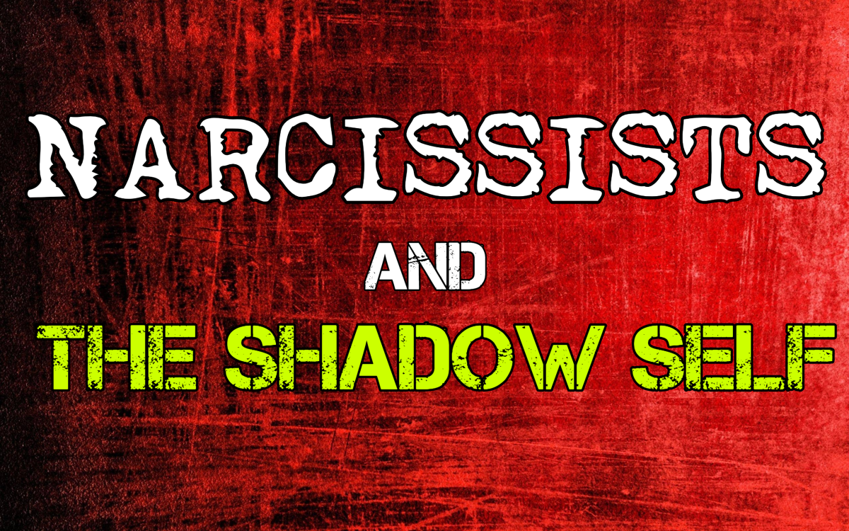 Narcissists & The Shadow Self