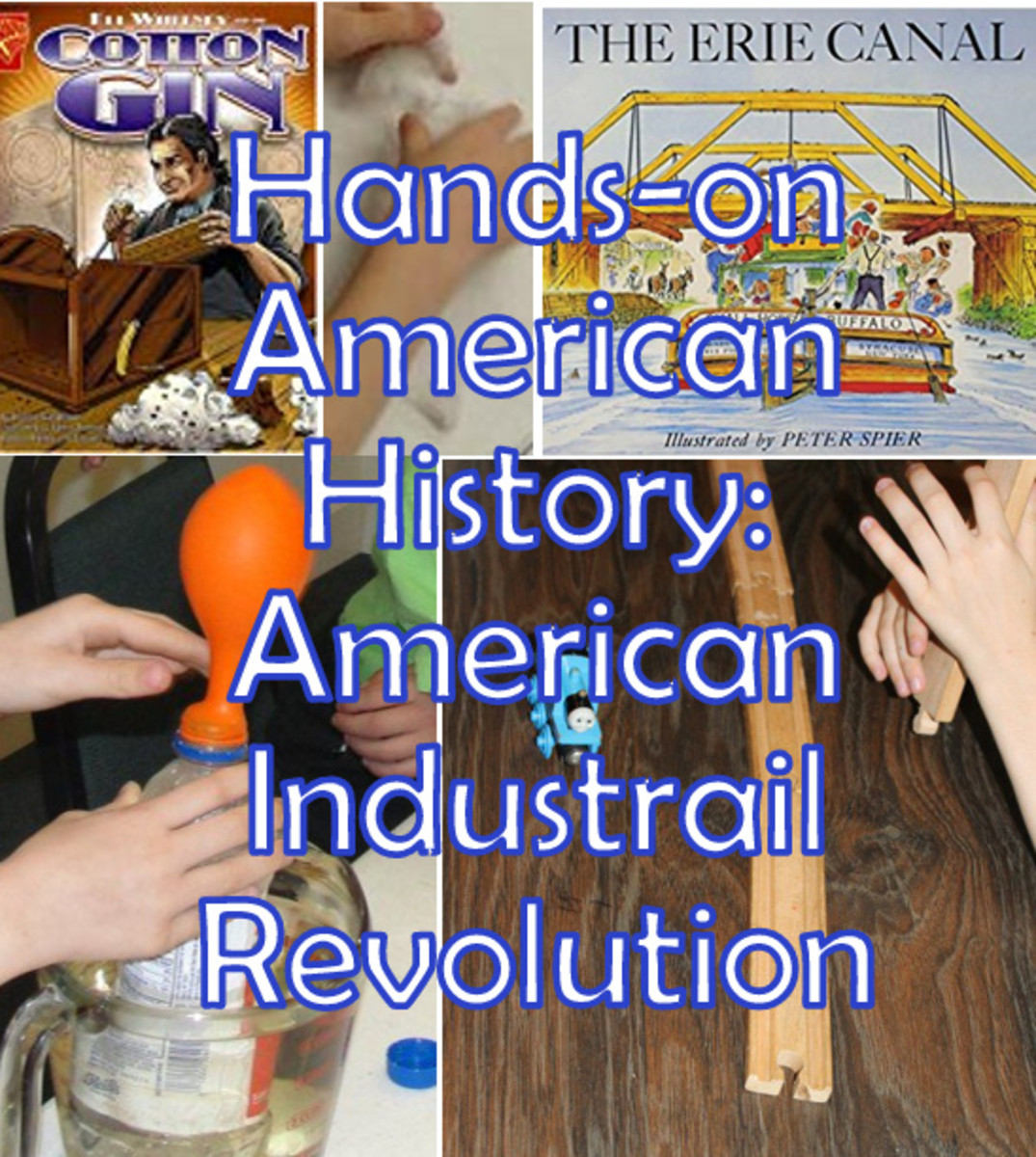 American Industrial Revolution Lesson for Kids