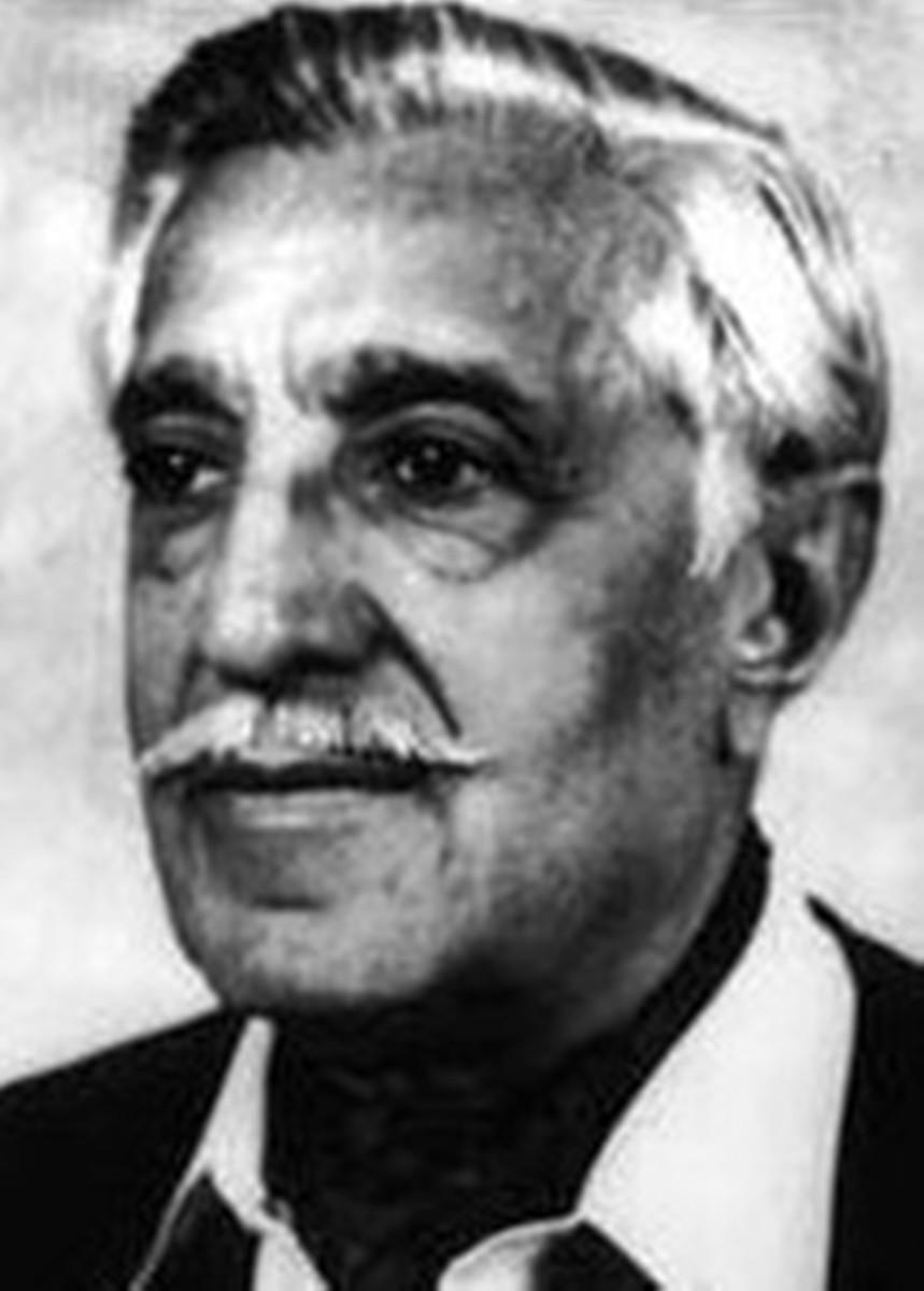Balakh Sher Mazari