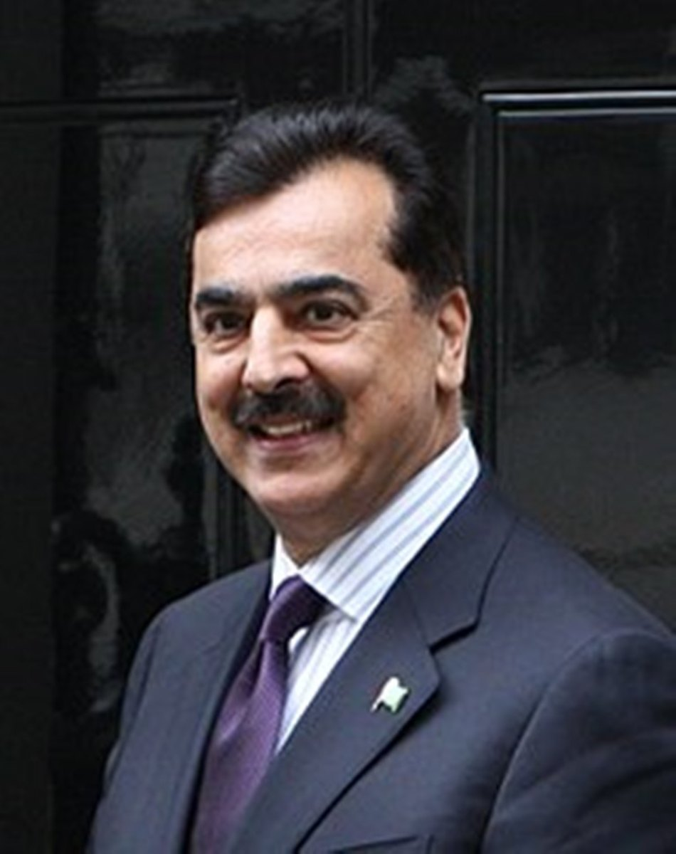 Syed Yousaf Raza Gillani
