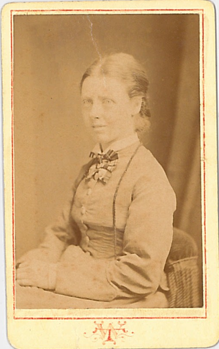Catherine Impey, publisher of Anti-Caste and co-founder (with Ida B. Wells) of the Anti-Lynching Society in the United Kingdom.