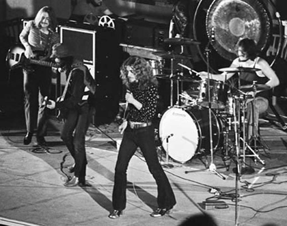 Led Zeppelin - Best Bootlegs | HubPages