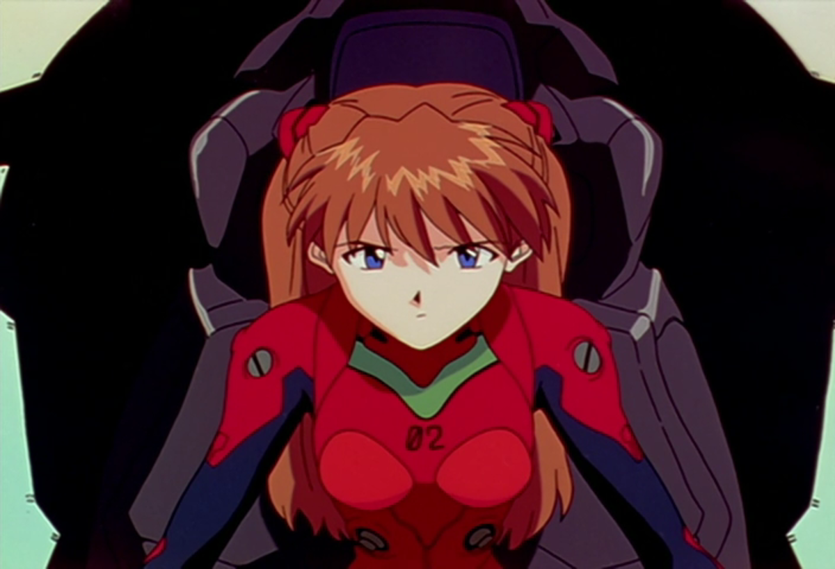 She had the biggest ego in the whole Mecha world.