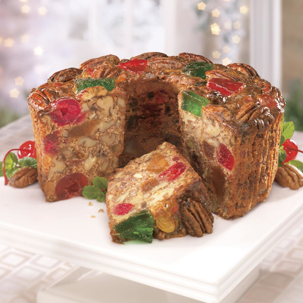 Some people don't like receiving a fruitcake as a Christmas gift.