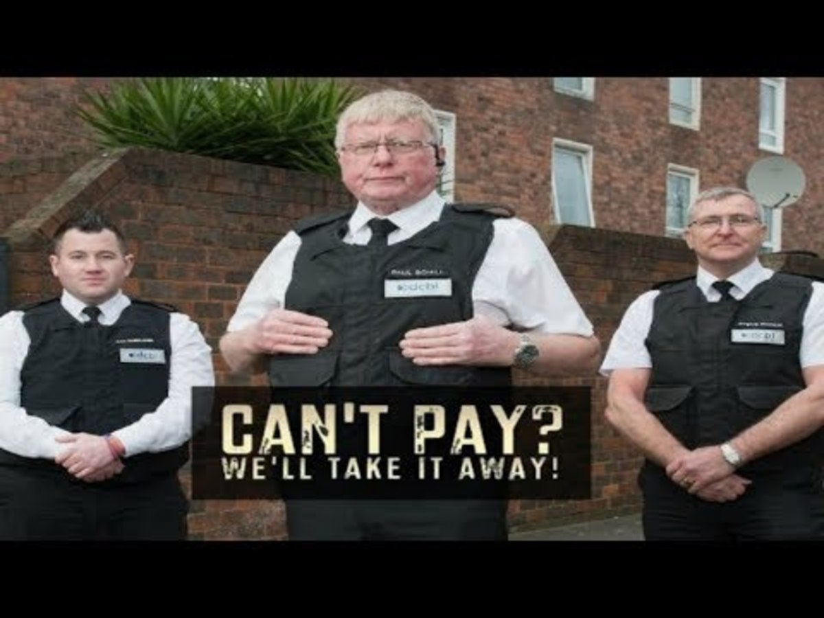 If You Can't Pay, We'll Take It Away Review