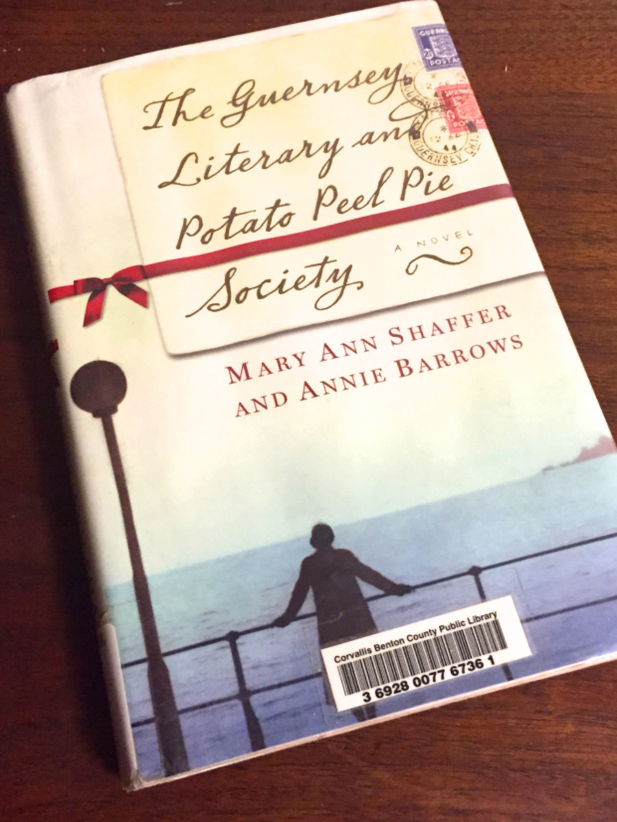 Book Review:The Guernsey Literary and Potato Peel Pie Society