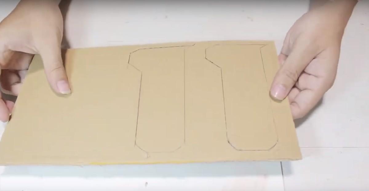 How To Make Canon DSLR Camera Cardboard