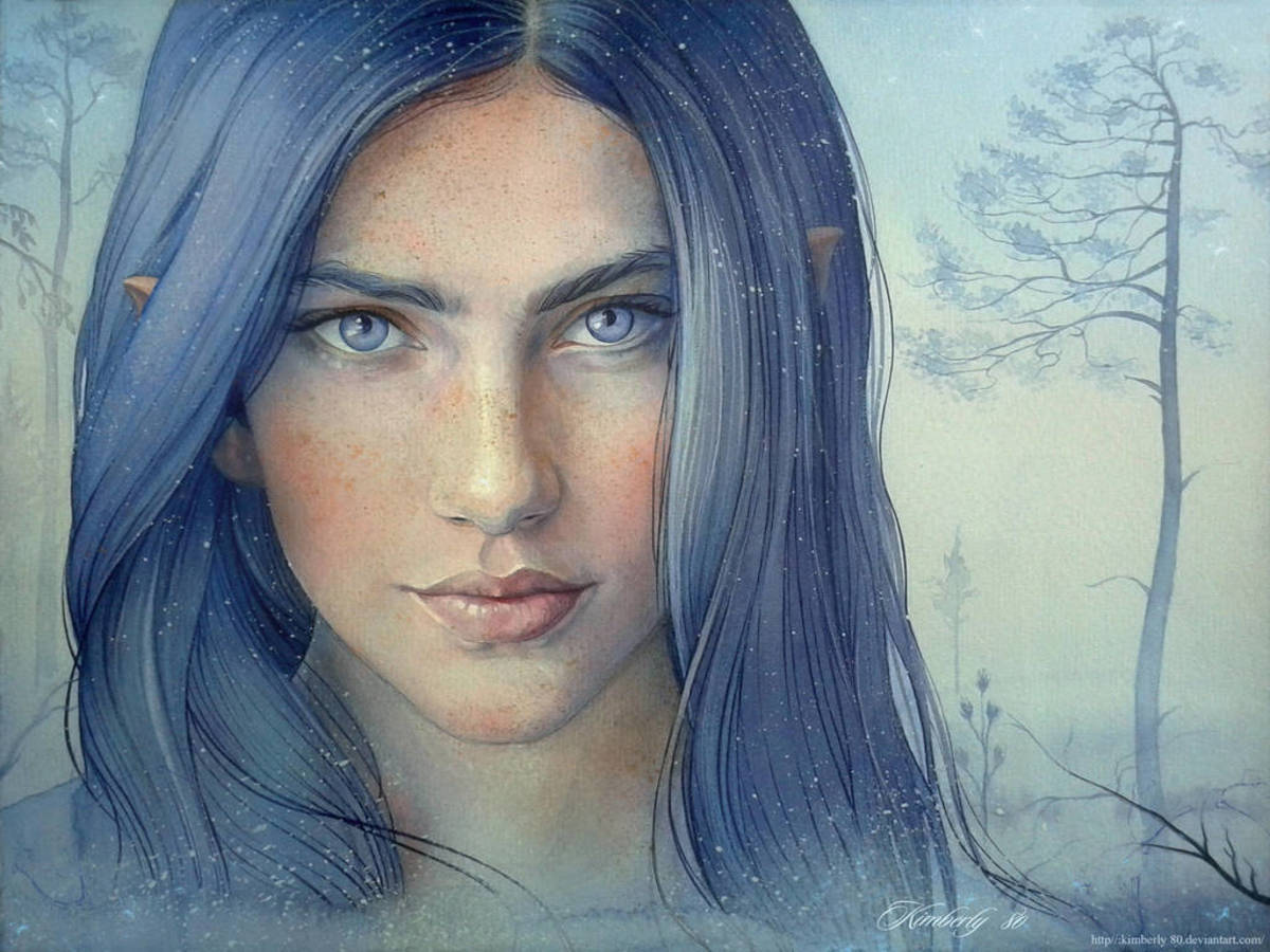 By kimberly80.  Luthien was the most precious treasure to Thingol.  So it important that he almost goes to war with the Noldor elves.  It was perhaps the only glimpse into Thingol's vulnerable side.
