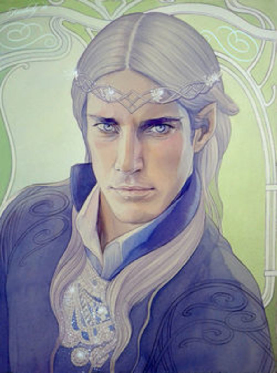 Middle-earth Profiles: Elu Thingol