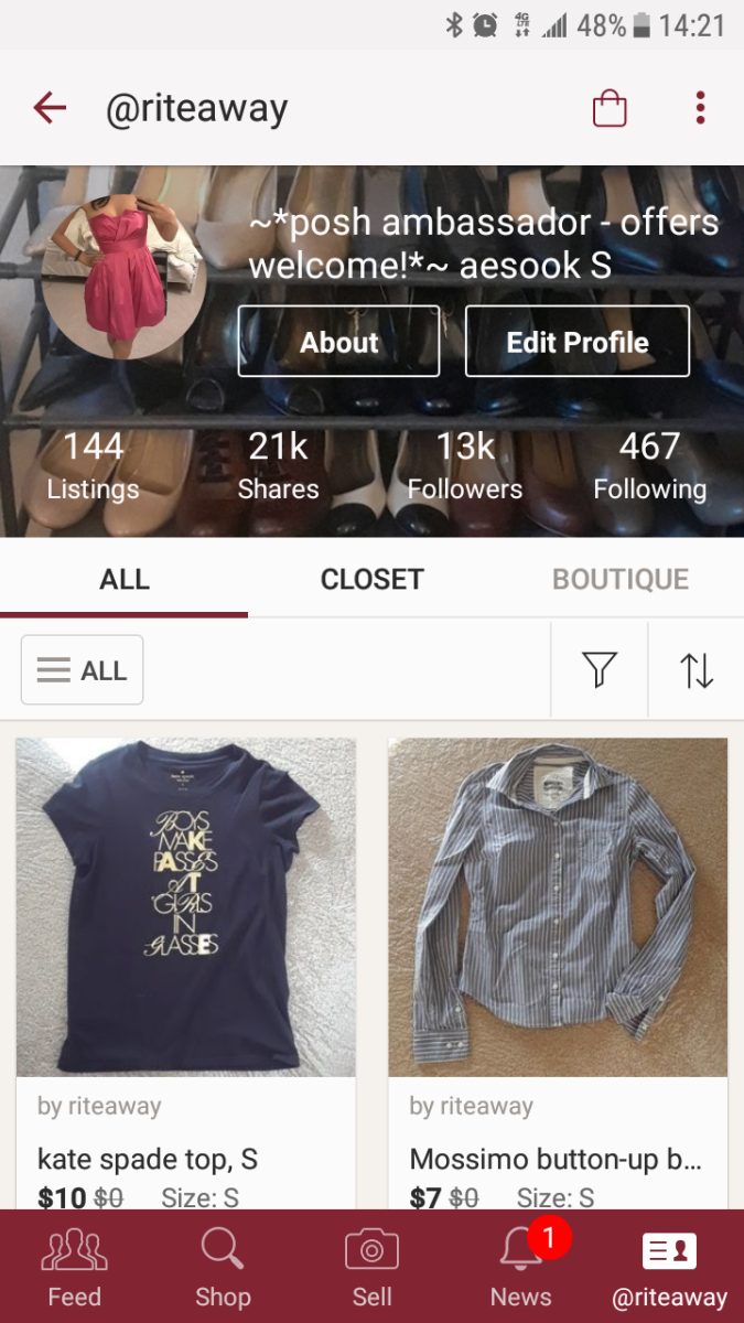 How To Sell Successfully On the Poshmark App