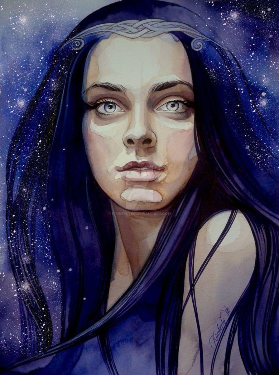 Middle-earth Profile: Melian