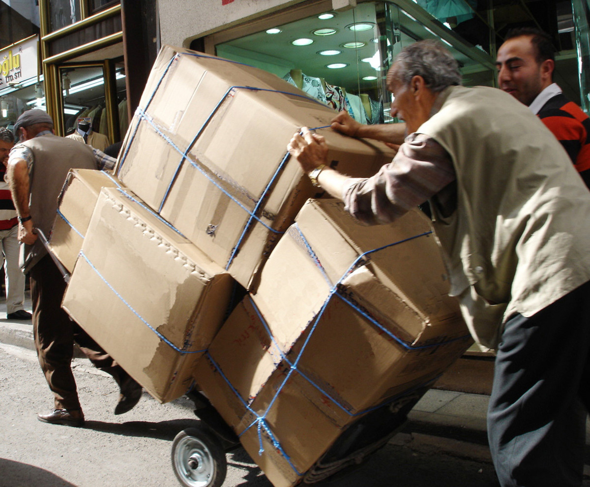 Why Professional Movers Should Do Strength Training